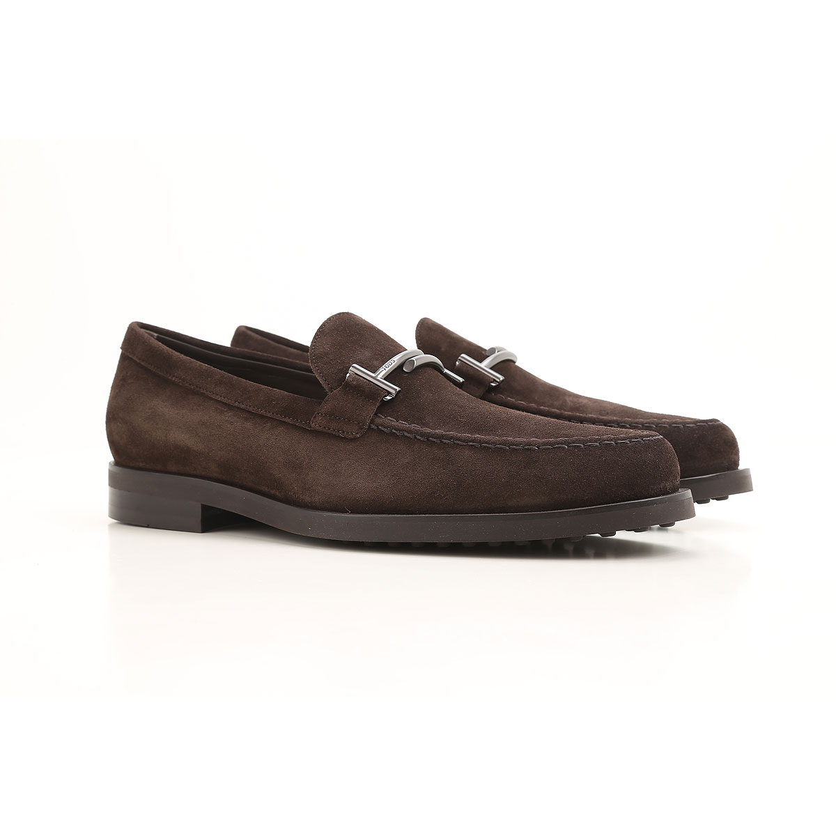 97100621d29 Double T suede loafers - TOD S - Paolo Fiorillo