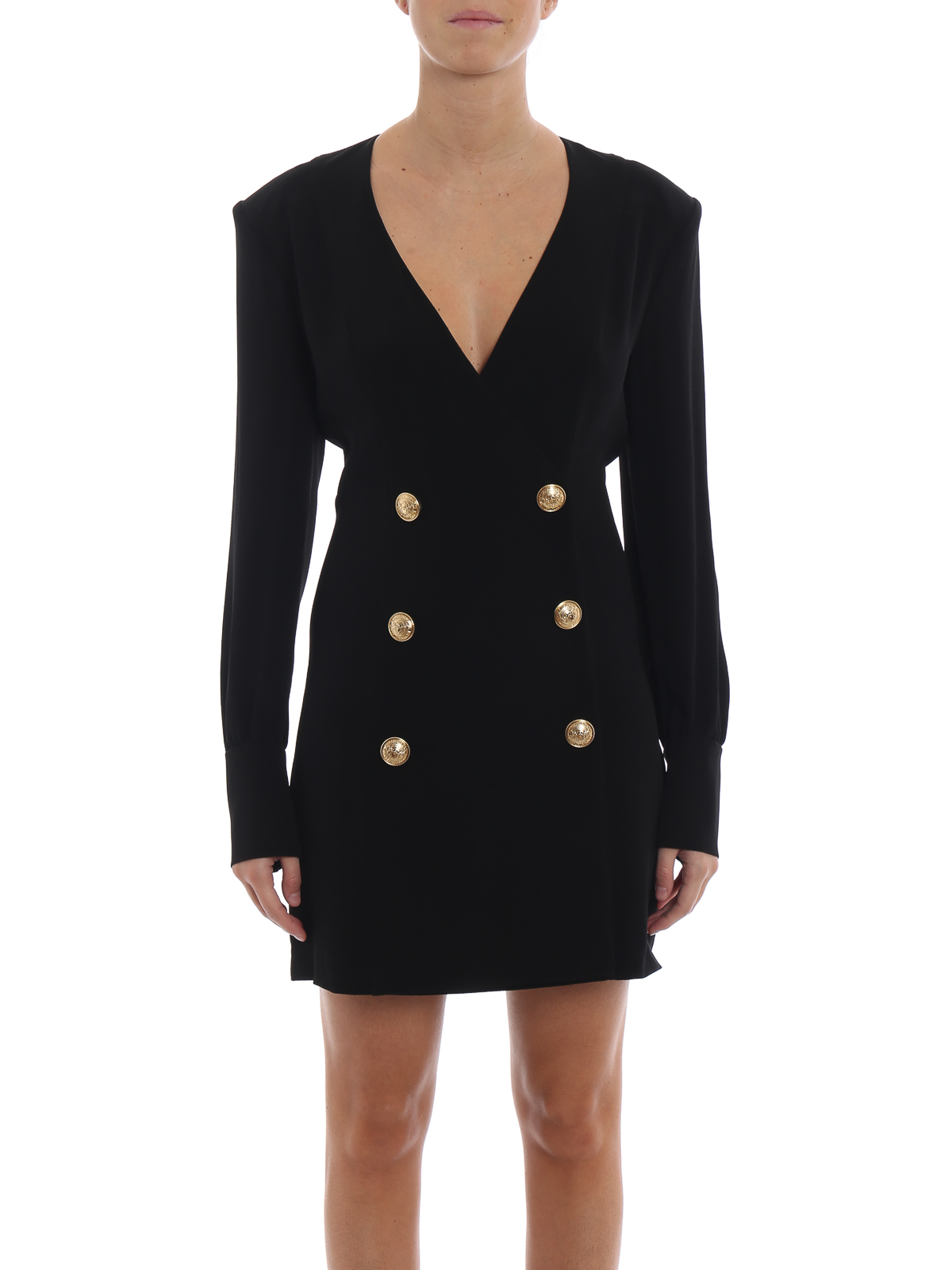 robe construction BALMAIN | 11 | PF06105207D0100