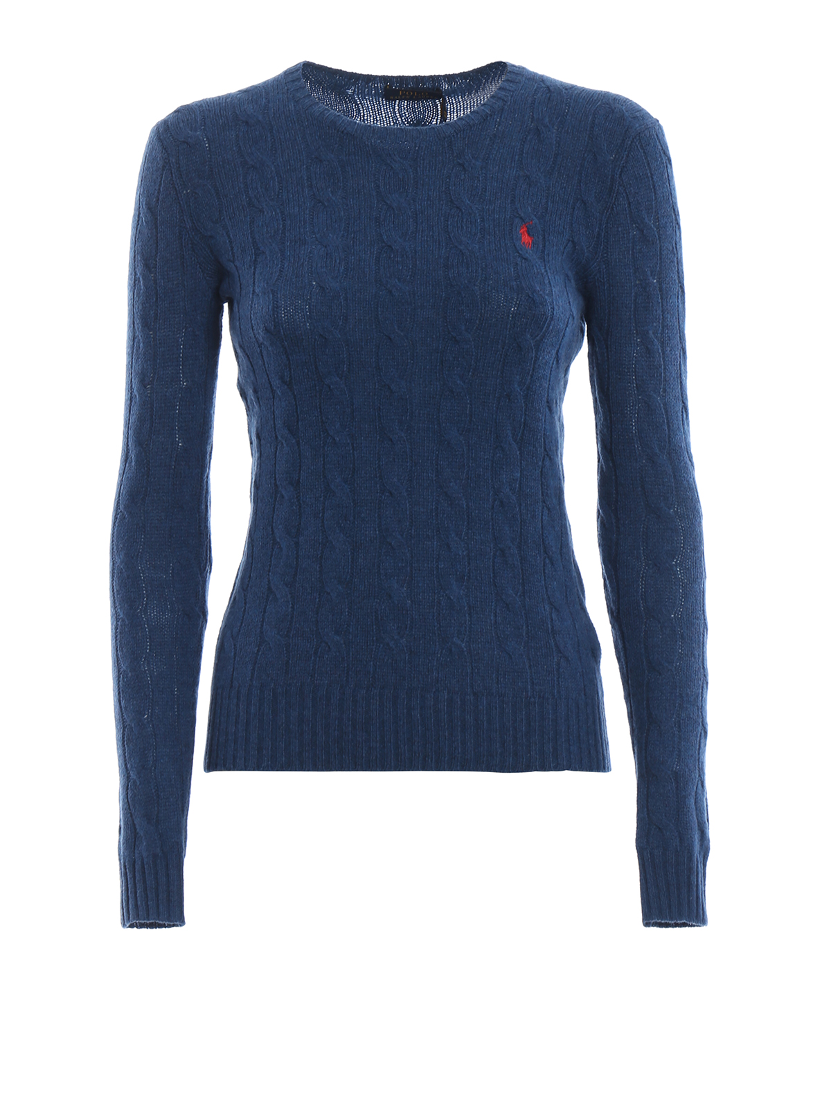 260949c8d Cable knit merino and cashmere sweater - POLO RALPH LAUREN - Paolo Fiorillo