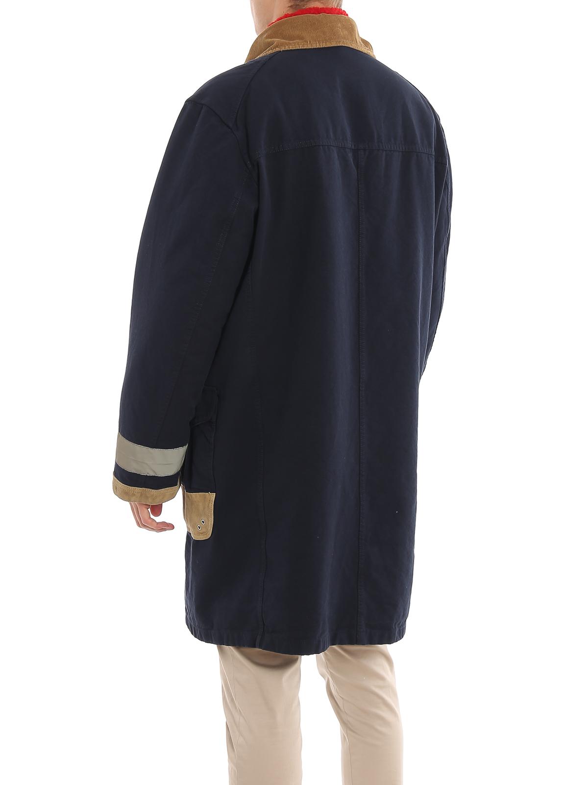4 Ganci coat with reversible jacket FAY | 18 | NAM1739086LRNKU807