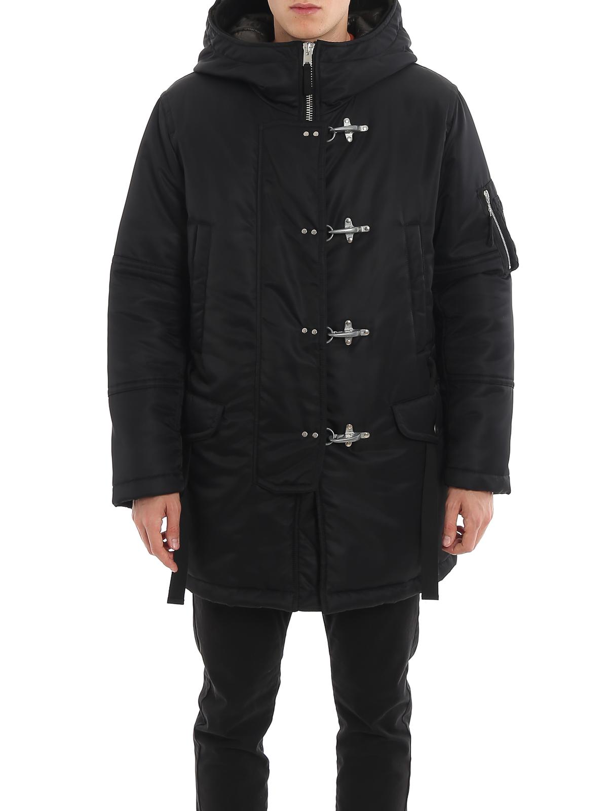 4 Ganci parka with reversible jacket FAY | 18 | NAM18390870RKQB999