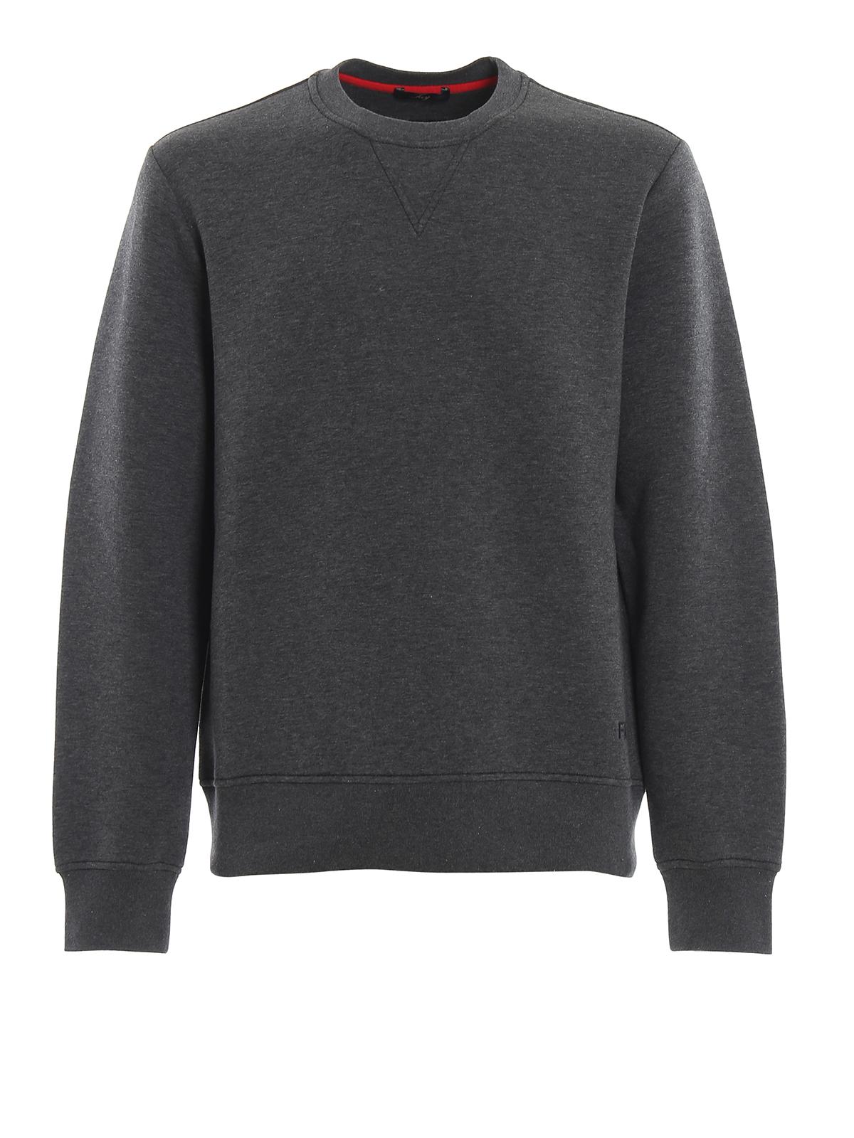 Tech cotton sweatshirt FAY | -108764232 | NJMB5391340QEHB402