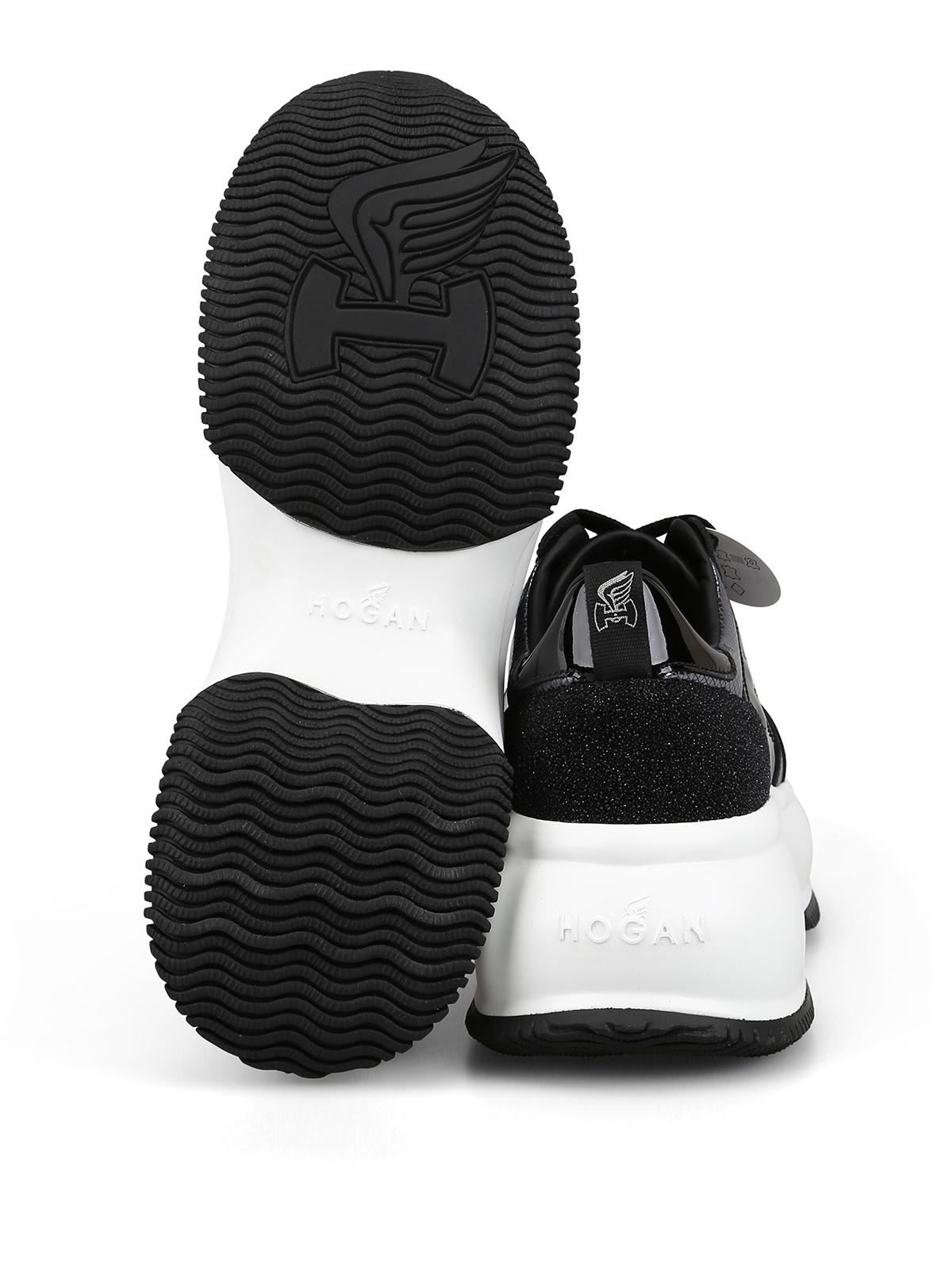 Maxi I Active black sneakers HOGAN   12   HXW4350BN54LMM0564