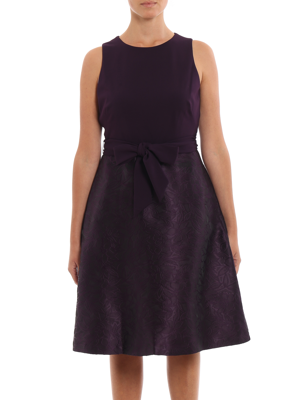 annorah-sleeveless-cocktail dress RALPH LAUREN | 11 | 253756526005RAISIN