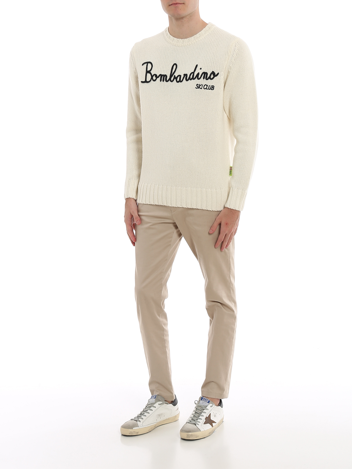 Bombardino wool blend sweater MC2 SAINT BARTH | 7 | BOMBARDINOEMSK10