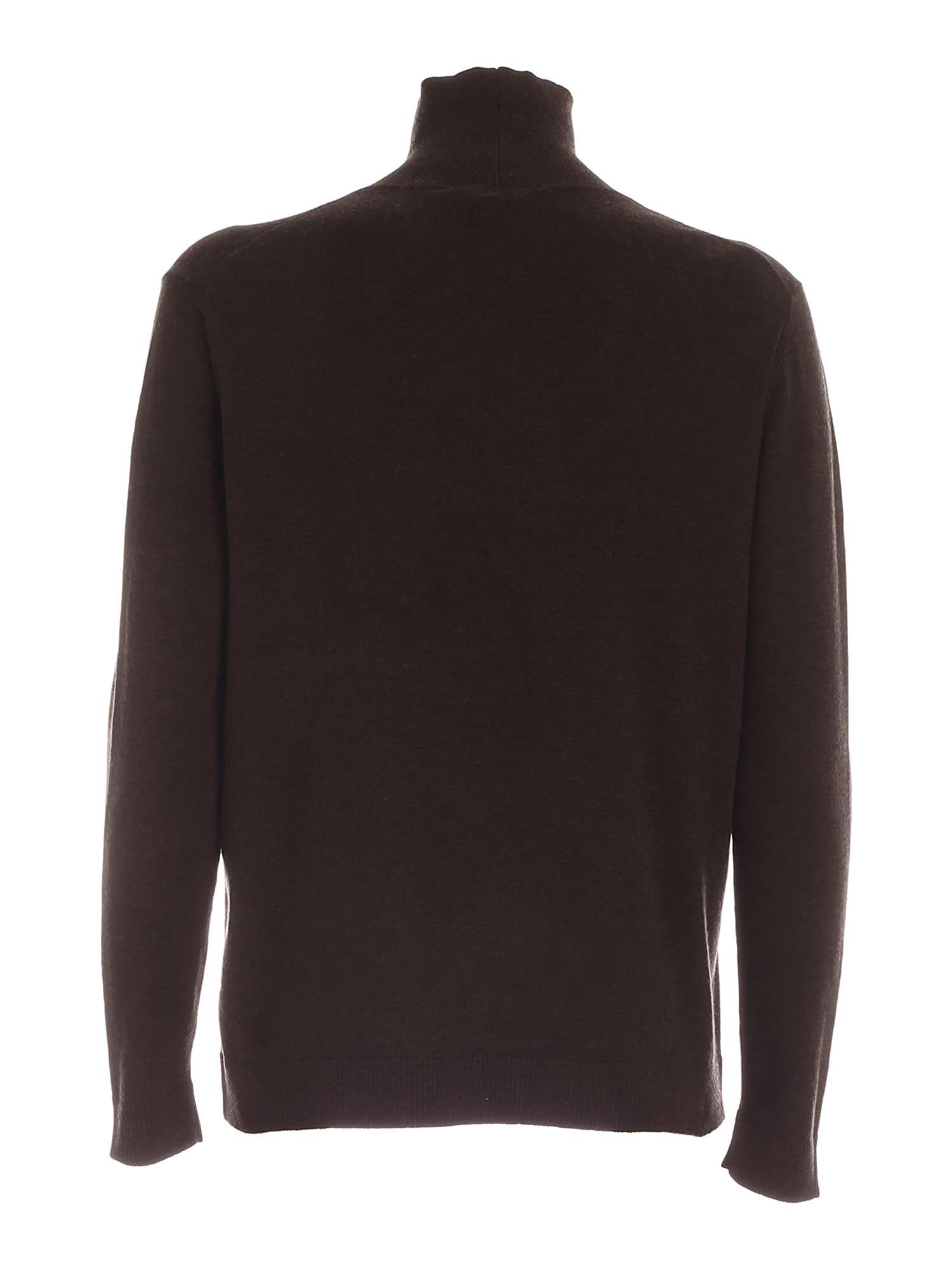 TURTLENECK IN SILK YARN AND WOOL MAX MARA WEEKEND | 10000016 | 53660103600MM12090006