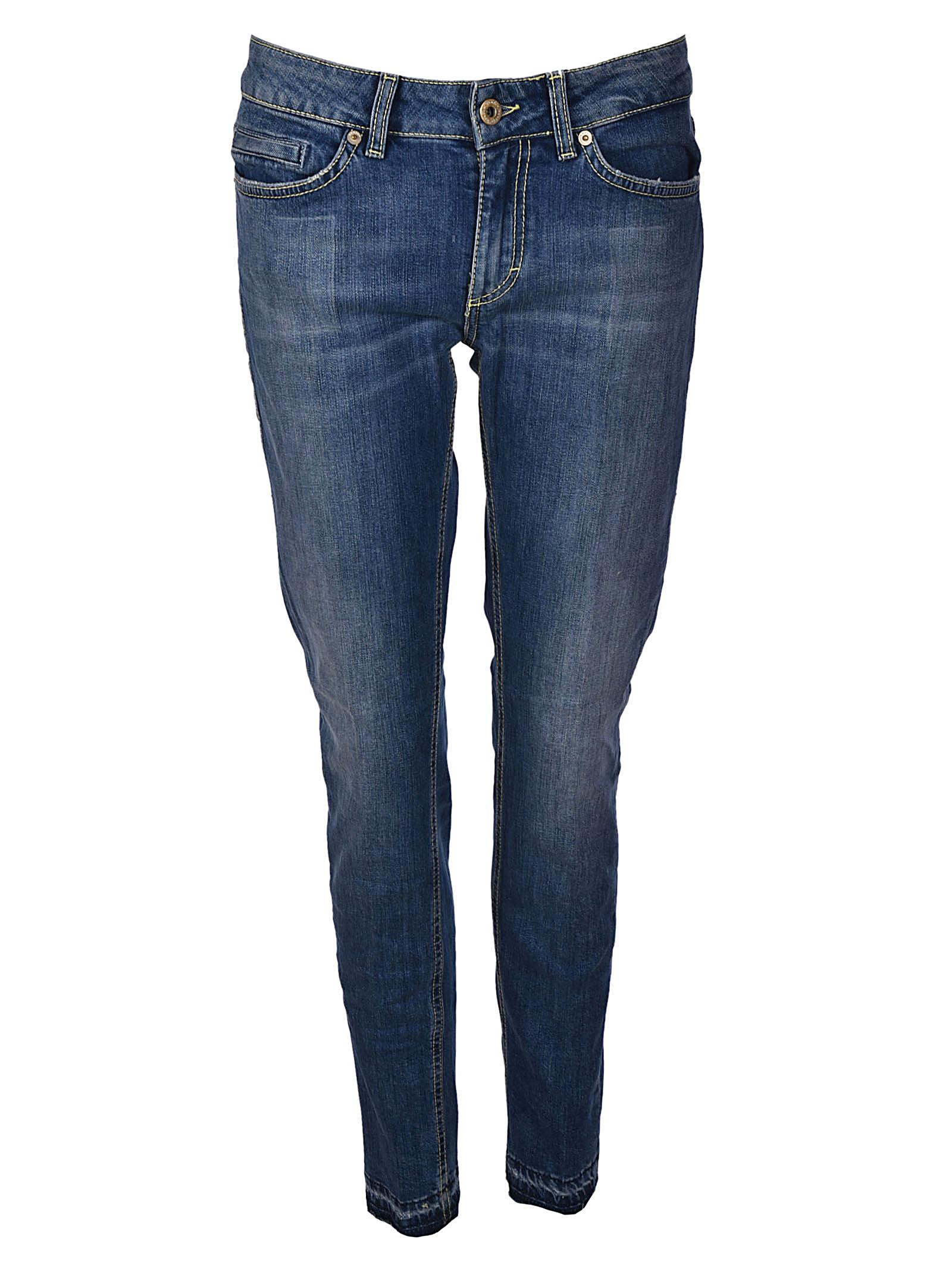 Gaynor low rise skinny jeans