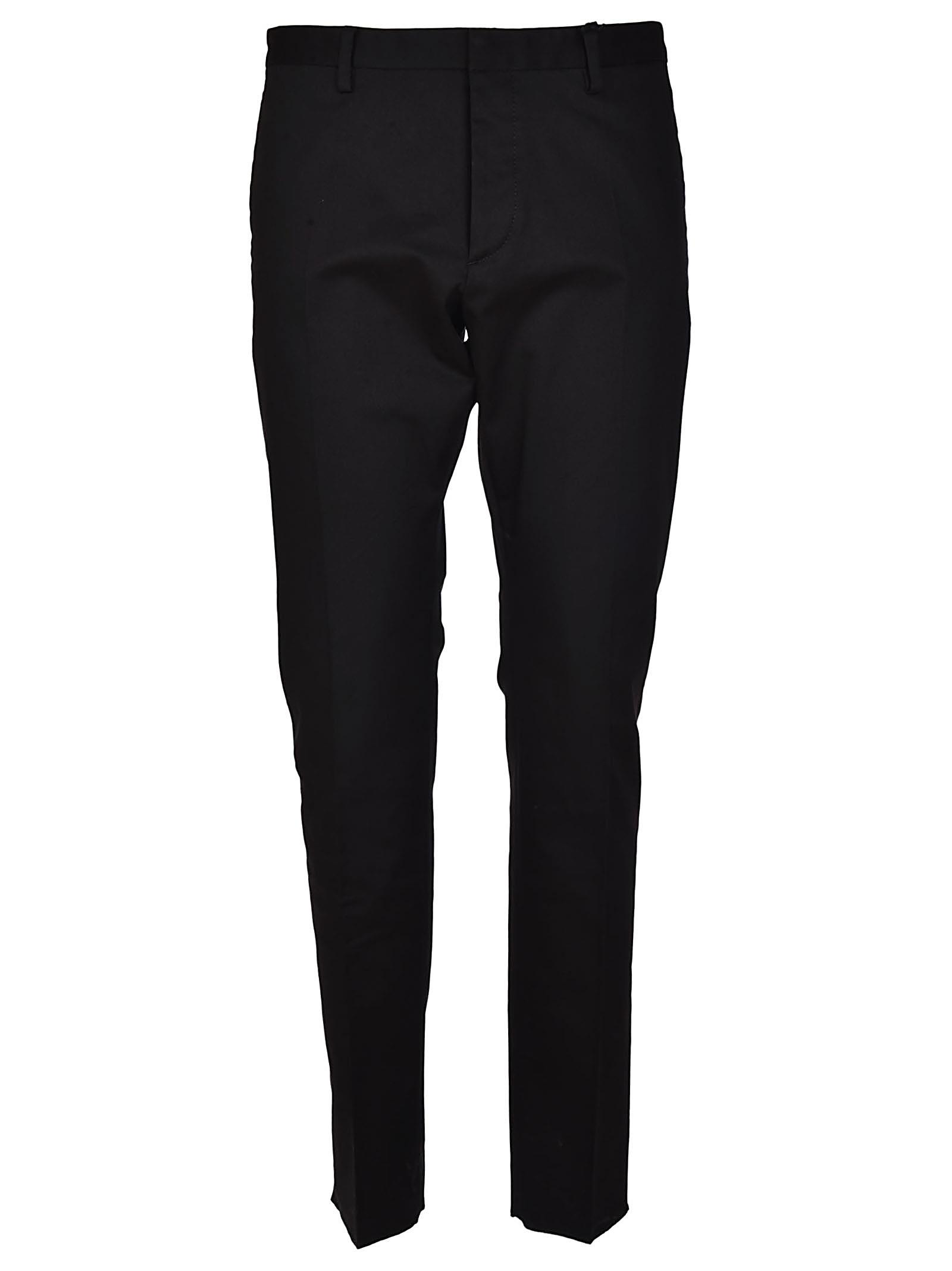 twill chino trousers - Black Dsquared2