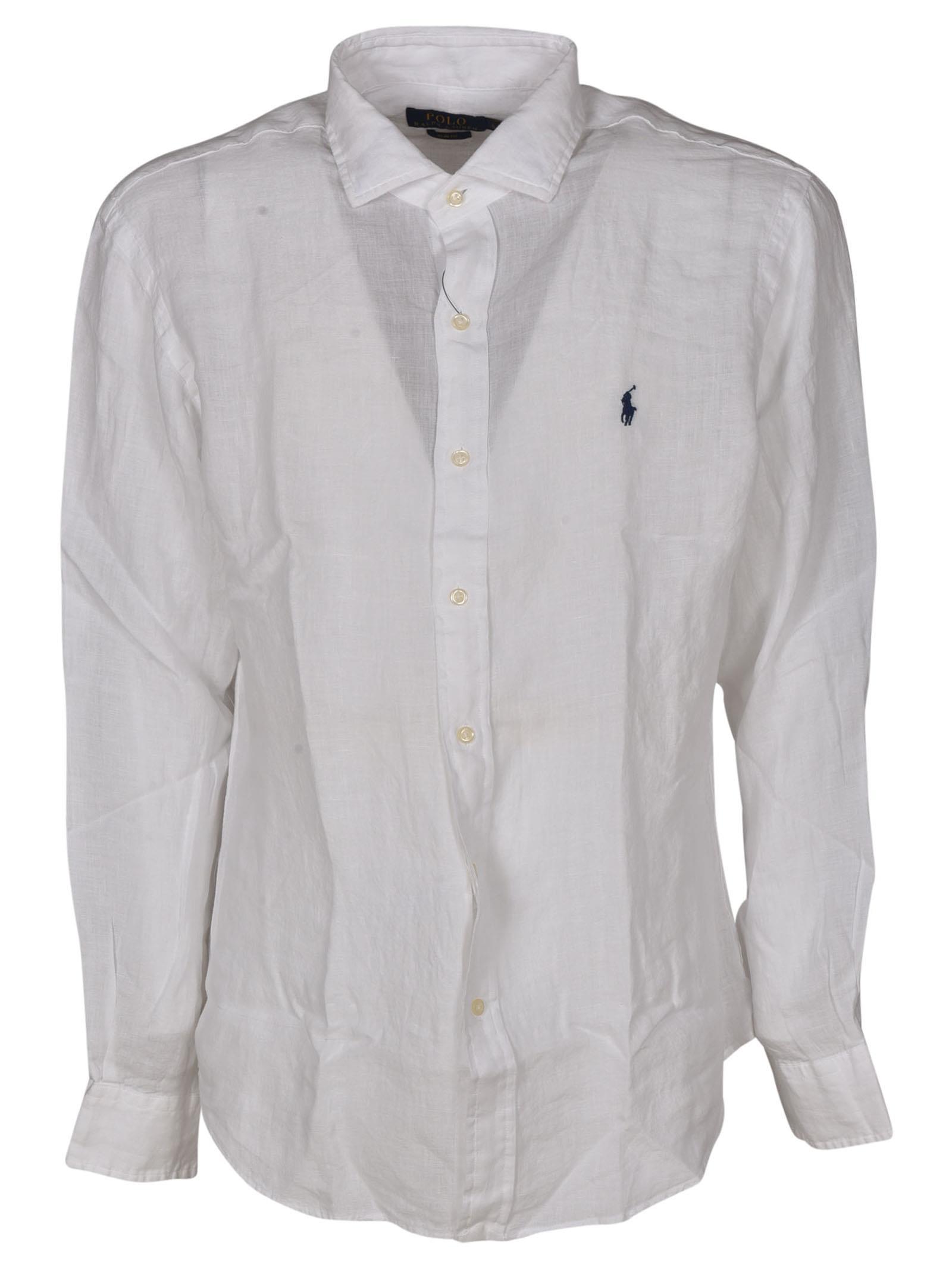 Pure linen classic shirt POLO RALPH LAUREN | 6 | 710695930005