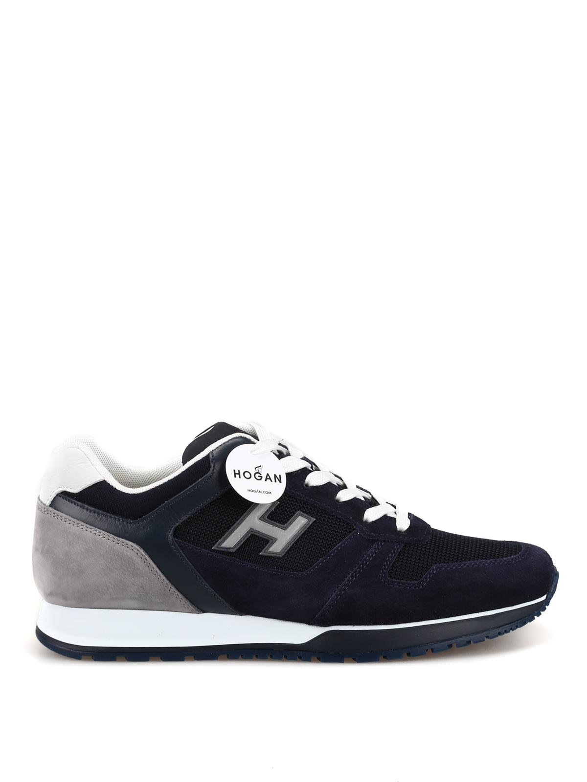 f72c1f3b8329e H321 sneakers with reflective H HXM3210Y861KEH6EDU - HOGAN scarpe - Paolo  Fiorillo