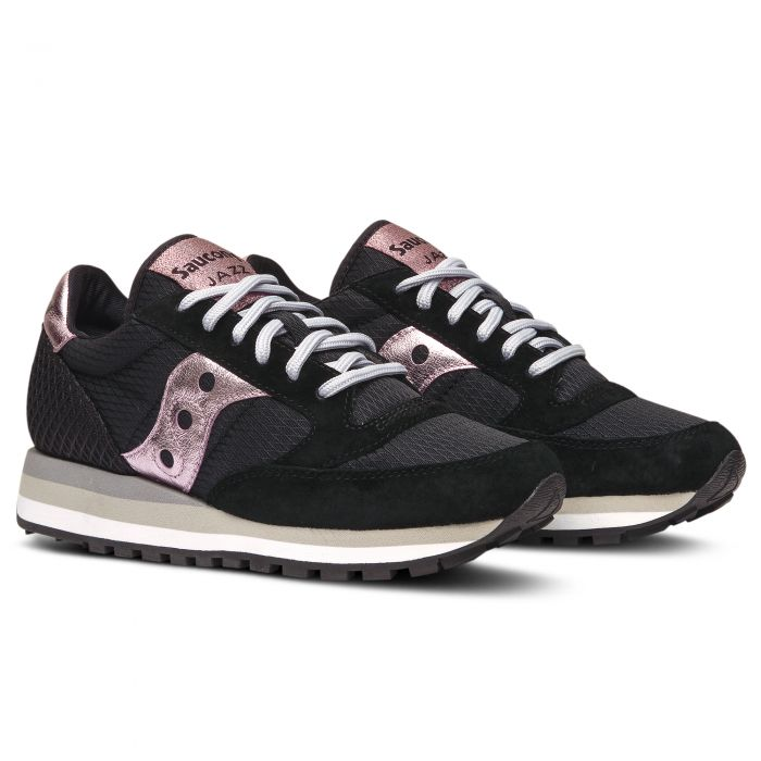 3dc289a2126f Saucony Originals Jazz Triple Special Edition Black Pink - SAUCONY - Paolo  Fiorillo