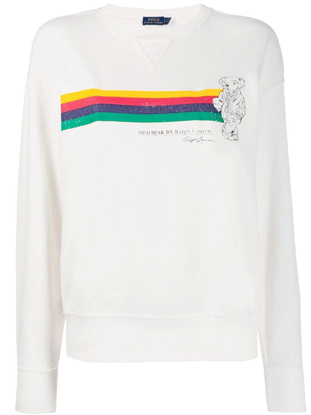 Polo Bear print sweatshirt POLO RALPH LAUREN | -108764232 | 211780307001