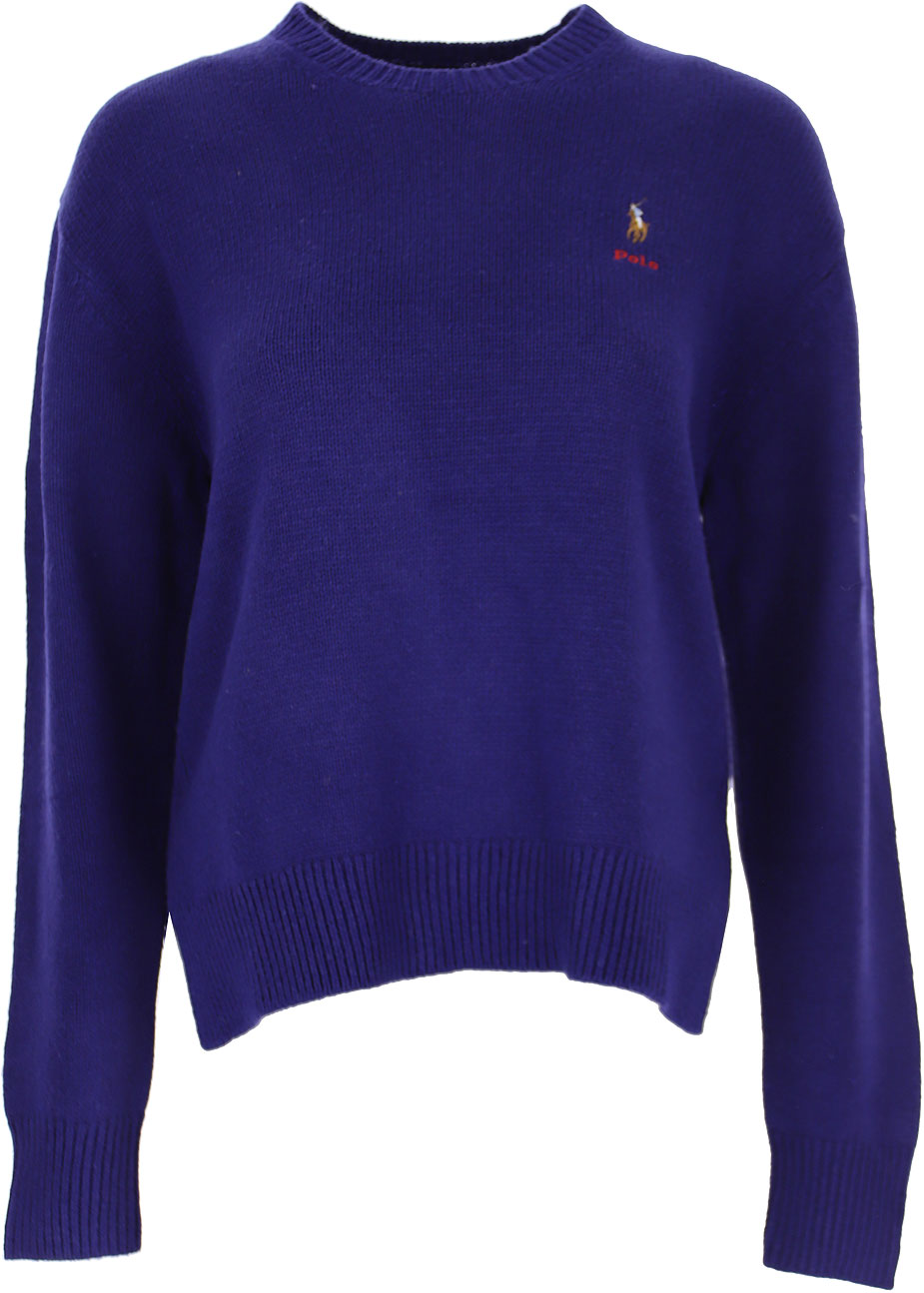 Silk blend sweater POLO RALPH LAUREN | -108764232 | 211780402001