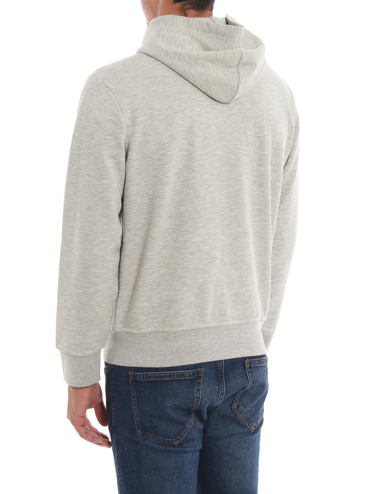 Blue full zip hoodie POLO RALPH LAUREN | -108764232 | 710652313023