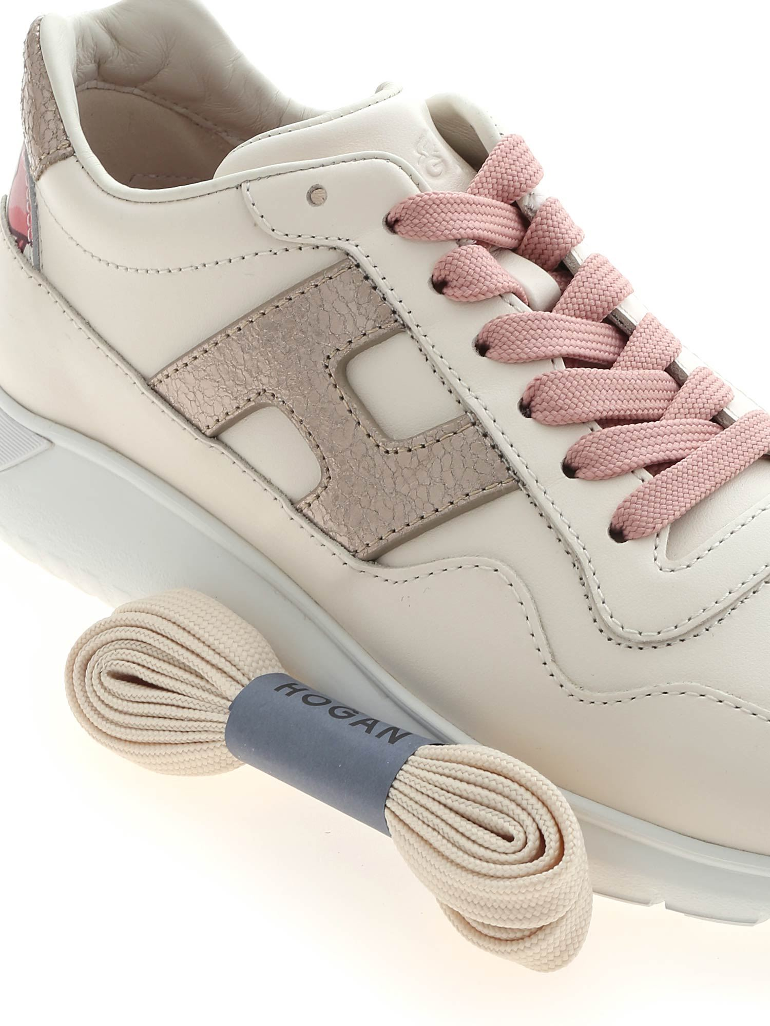 SNEAKERS INTERACTIVE 3 BIANCHE HXW3710AP22PDE0QB6