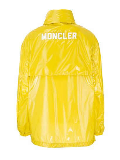 MELUCTA WINDBREAKER IN YELLOW MONCLER | -276790253 | 1A75210539FT130