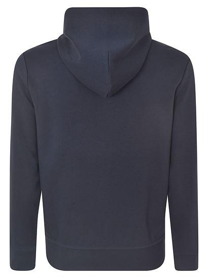 BLUE COTTON BLEND SWEATSHIRT POLO RALPH LAUREN | -108764232 | 710652313008