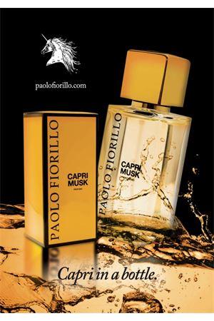 Profumo Capri Musk by Paolo Fiorillo PAOLO FIORILLO CAPRI | 70000002 | CAPRI MUSK50ML