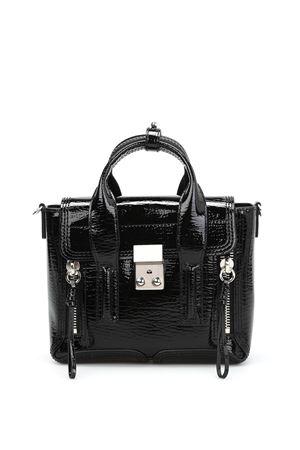 Pashli mini patent leather bag 3.1 PHILLIP LIM | 70000001 | AP16-0226PSKBA001