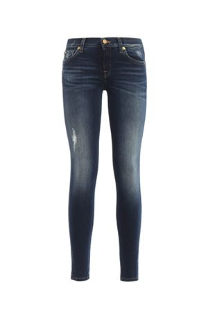 The skinny jeans 7 FOR ALL MANKIND | 24 | SWTL830AKTHE SKINNY