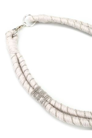 Collana in lana impreziosita PAOLO FIORILLO CAPRI | 35 | 2914 9000025