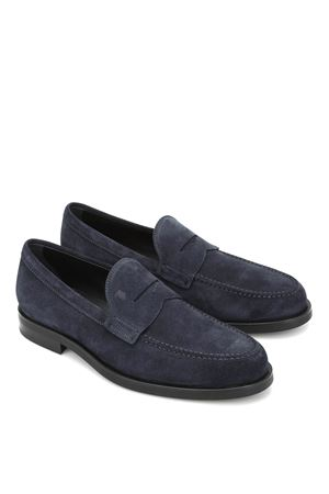 Penny bar suede loafers TOD