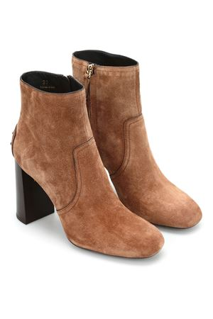Suede ankle boots TOD