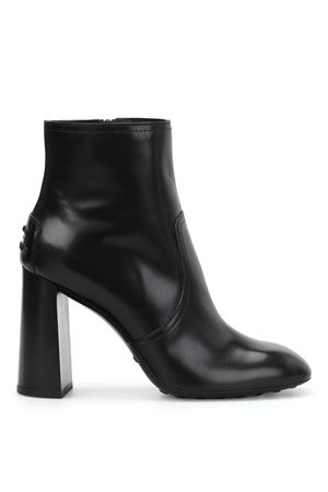 Leather ankle boots TOD