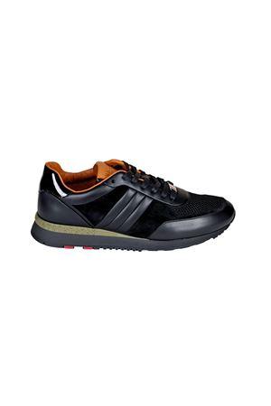 Sneakers Ascar in pelle nera BALLY | 5032238 | 6212793BLACK