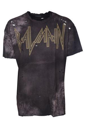 t-shirt BALMAIN | 8 | H8060I065D1761