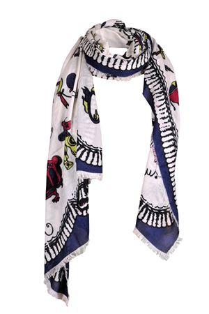 Modal and silk scarf CAMERUCCI | 77 | FAGGIO12271