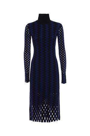 Intarsia knit turtleneck dress DIANE VON FURSTENBERG | 11 | 10794BLKDV