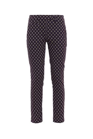 Perfect jacquard cotton trousers DONDUP | 20000005 | DP066FS140DXXXPDD557