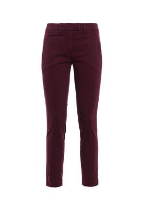 Pantaloni Perfect in cotone DP066GS023DPTDPDH586 DONDUP | 20000005 | DP066GS023DPTDPDH586