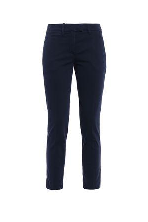 Pantaloni Perfect in cotone DONDUP | 20000005 | DP066GS023DPTDPDH866