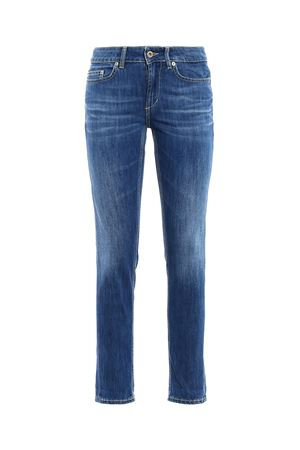 Monroe low waist skinny jeans DONDUP | 20000005 | P692DS107DP51PDH800