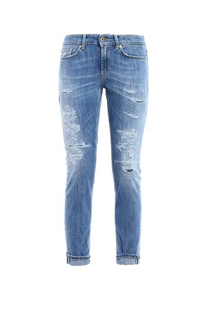 Monroe worn out low waist jeans DONDUP | 24 | P692DS107DP52PDH800