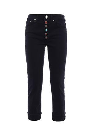 Surie low crotch crop jeans DONDUP | 20000005 | P976DS140DP79XPDH999