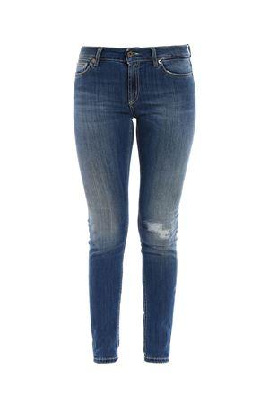 Tara high waist jeans DONDUP | 24 | P990DS112DP57PDH800