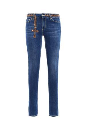 Tara embellished skinny jeans DONDUP | 20000005 | P990DS146DP55RPDH800