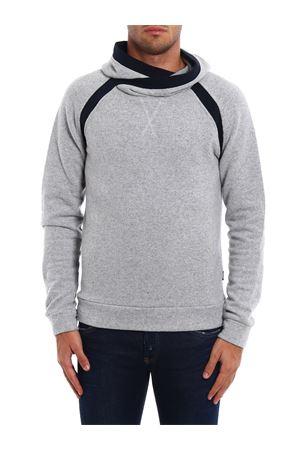 Felpa in misto lana con cappuccio DONDUP | -108764232 | UF526KF015U002DU902