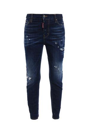 Londean varnish spots jeans DSQUARED2 | 24 | S72LB0019S30342470