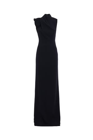 Backless crepe cady gown DSQUARED2 | 11 | S75CU0532S44019900