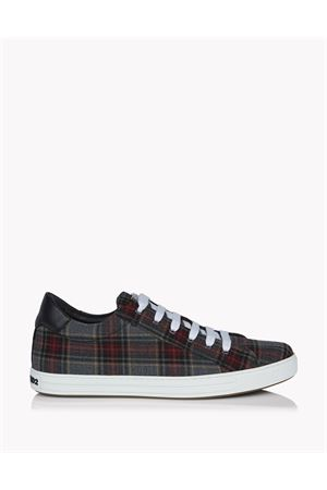 Check Tennis Club Sneakers DSQUARED2 | 5032238 | W17SN1039572122