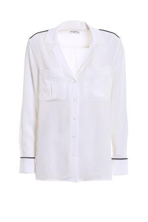 Sonny silk pajama shirt EQUIPMENT | 6 | Q23E972BRIGHTWHT