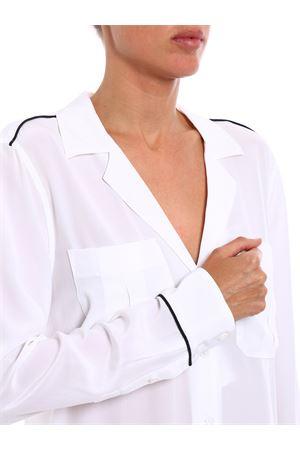 Camicia Sonny in seta EQUIPMENT | 6 | Q23E972BRIGHTWHT
