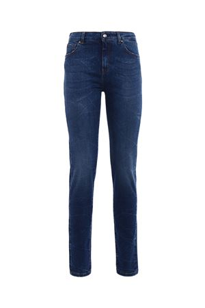 Stretch denim faded jeans FAY | 20000005 | NTW8235480LNN1U602