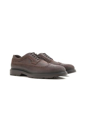 H304 New Route Derby brogue shoes HOGAN | 120000001 | HXM3040W36297HS805