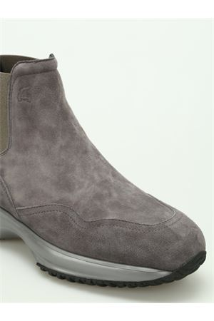 Interactive Chelsea suede boots HOGAN | 5032238 | HXW00N0J090CR0B800