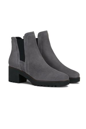 H277 ankle boots in suede HOGAN | 75 | HXW2770S870BYEB800